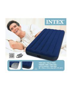 Intex 68757 Classic Downy Twin Luchtbed 99X191Cm