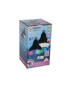 Discolamp & Speaker E27 Bluetooth