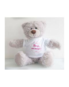 Bear Grey - Hoera Een Meisje!