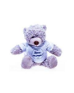Bear Grey - Hoera Een Jongen!