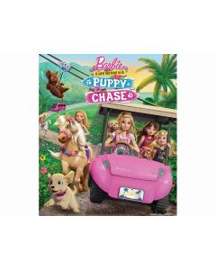 Dvd Barbie & Her Sisters In The Puppy Chase