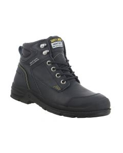 Safety Jogger Worker S3 Black/Yellow 47