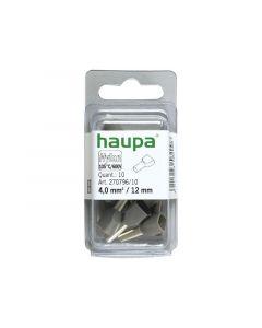 Huls 4X2,0 / 23,0Mm Grijs