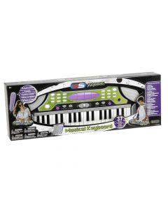 Keyboard 37 Toetsen Met Microfoon