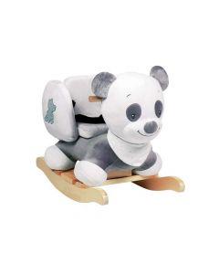 Lea, Loulou & Hippolyte Schommelpaard Panda Loulou
