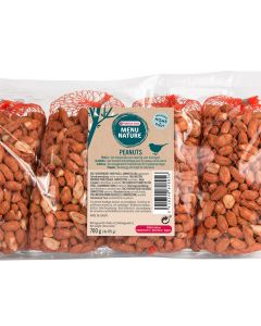 Peanuts 3 Peanuts In Net - 4 In Tray (Display 24) 0.175 G