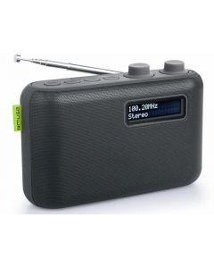 Muse M 108 Db Radio Dab Black Finition