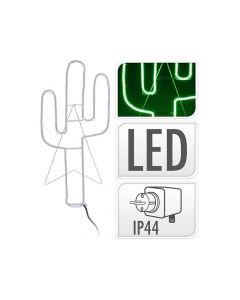 Verlichting Led Groen Cactus