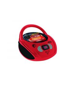 Lexibook Rcd 108 Dc Boombox Cd Player Fm Radio Cars