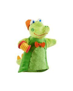 Klankhandpop Krokodil