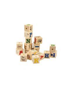 Houten Smart Cubes 18Pcs L