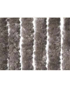 Deurgordijn Fluweel 100X220Cm Taupe 81