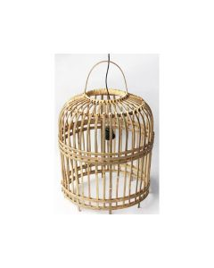 Lampshade Bamboo Open D41H47Cm