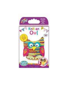 Crafty Club Knit An Owl