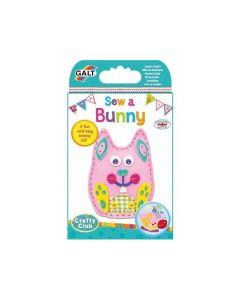Crafty Club Sew A Bunny
