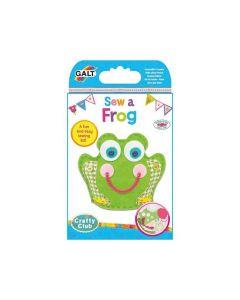 Crafty Club Sew A Frog
