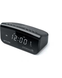 Muse M 16 Cr Clock Radio With Usb Charging