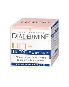 Diadermine Lift+ Night Care Nutrition 50Ml