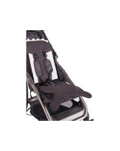 Baby Bites Stroller Pad Black