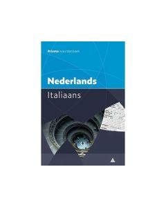 Prisma Pocketwoordenboek Nederlands-Italiaans
