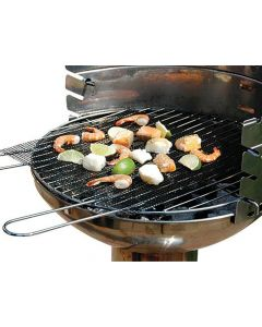 Barbeque-Grill Rooster-Mat 32X32Cm