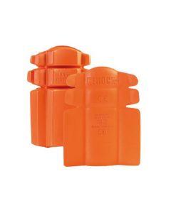 Kniebescherming Oranje