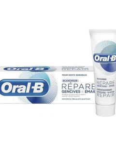Oral B Tandp Gum Enamel Gentlewhite 75Ml