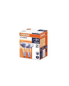 Osram R50 30W 230V E14 2 Pcs/Box