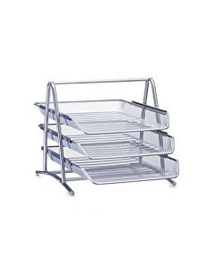 File Tray, 3 Laden Mesh