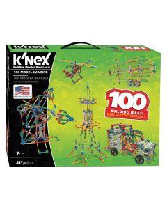 Knex Building Sets 100 Model Set