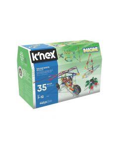 Knex Building Sets 35 Model Set-Refresh