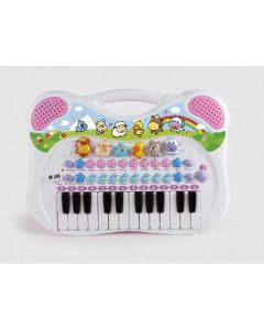 Animal Piano Roze