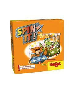 Supermini Spel Spin It