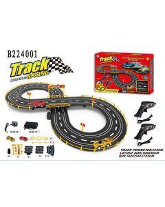 High Speed Raceset 235Cm