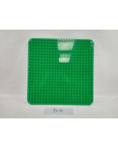 Basisplaat Groot 24X24Cm Groen