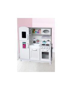 Keuken Landelijk Groot Hout 94X29X102Cm