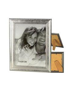 Fotolijst Pp Zilverkleurig 15X20Cm