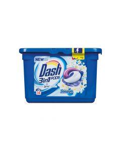 Dash 3In1 Pods Tol Morning Dew 14St