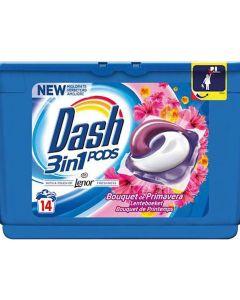 Dash 3In1 Pods Tol Spring Bouquet 14St