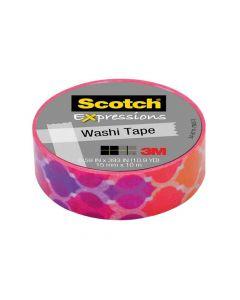 Scotch Expressions Tape Refill Zondsondergang 15Mmx10Mm