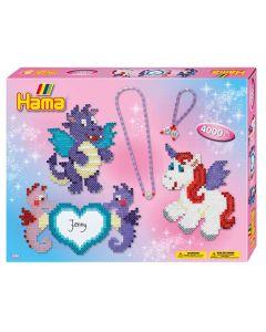 Hama Gift Box Eenhoorn 4000Stuks