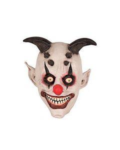 Masker Clown Horens