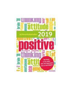 365 Dagen Positief Denken Scheurkalender 2019