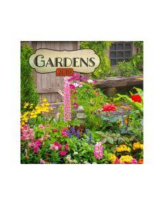 Kalender Gardens 30X30