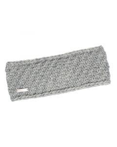 Seeberger W18 Headband Stefanie Smoke Grey