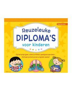 Reuzeleuke Diplomas Voor Kinderen