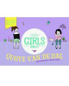Quote Van De Dag