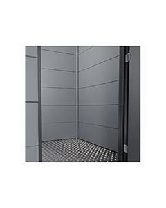 Telluria Eleganto Binnenwand 3,3X3M Flat Coat Grijs