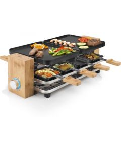 Princess Raclette Pure 8 Pers Bamboo