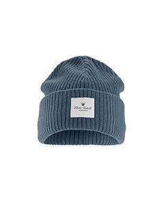 Elodie Details Wool Cap Tender Blue 1-2J